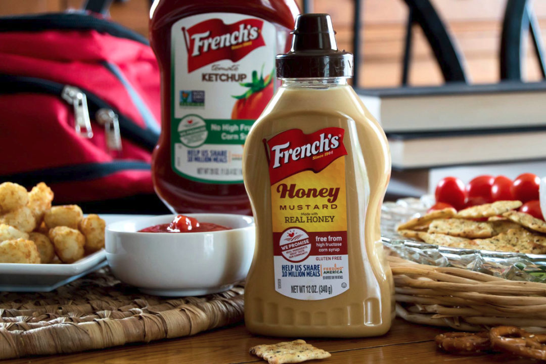 French's mustard, McCormick