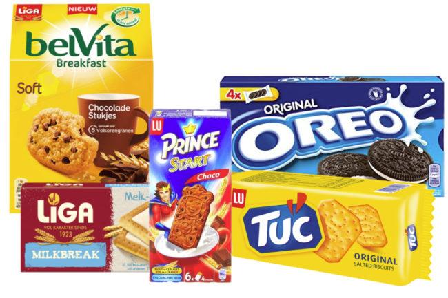 Mondelez Europe biscuits
