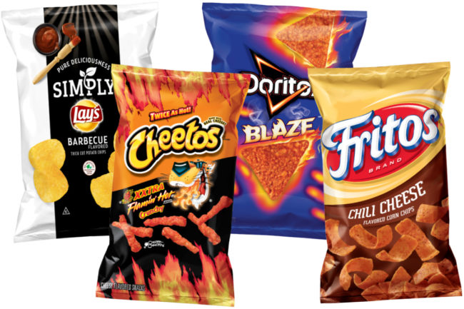 Frito-Lay snacks