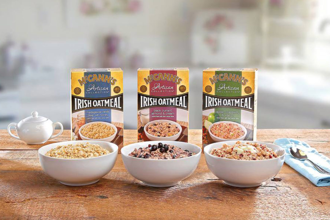 McCann's Irish Oatmeal, B&G Foods