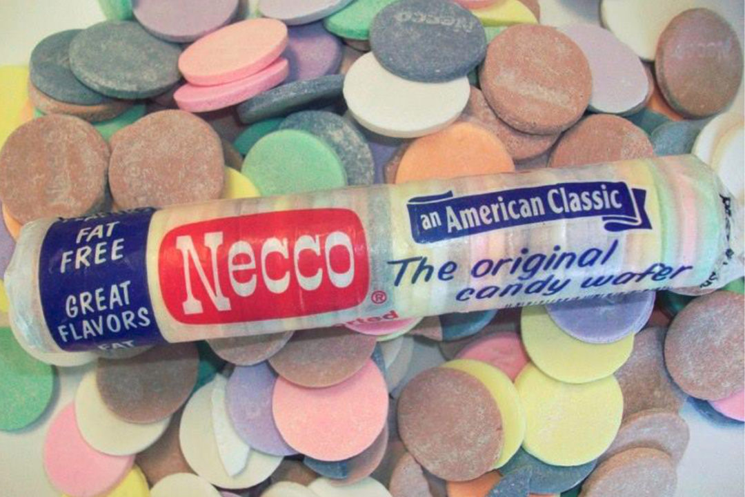 Necco wafers candy