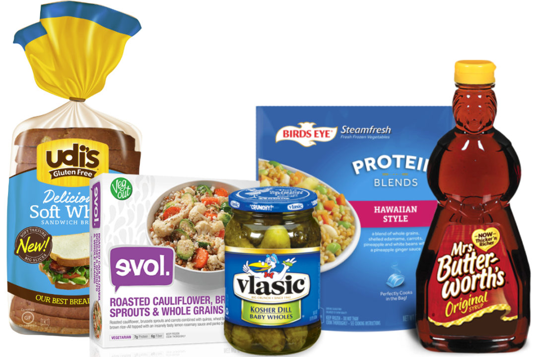 Pinnacle Foods products