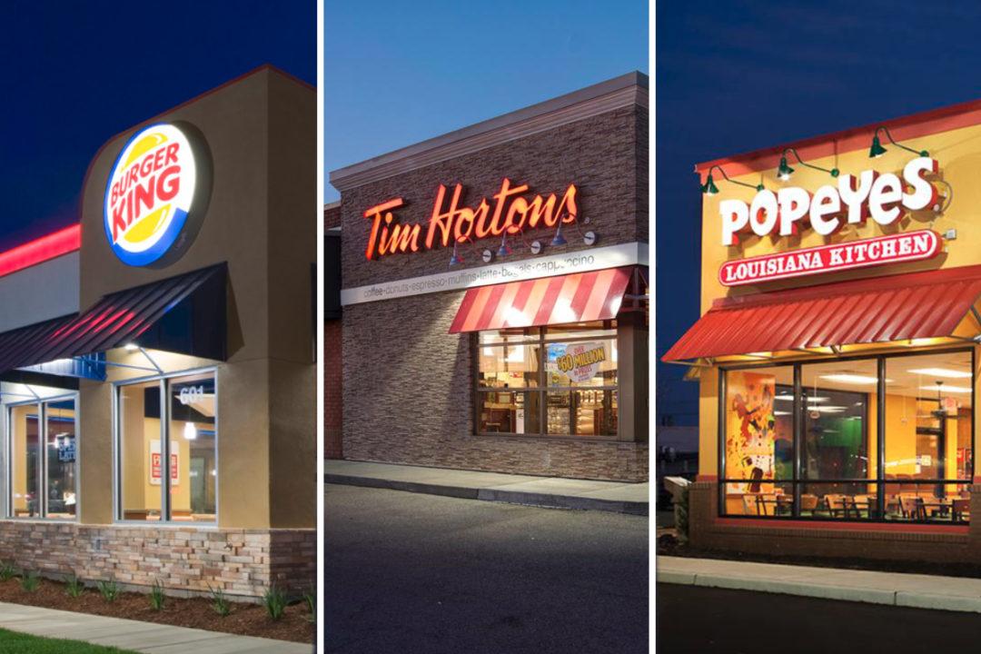 Restaurant Brands restaurants