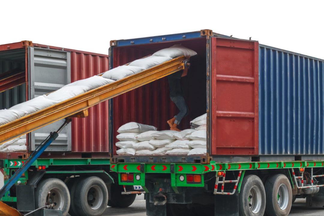 Sugar imports