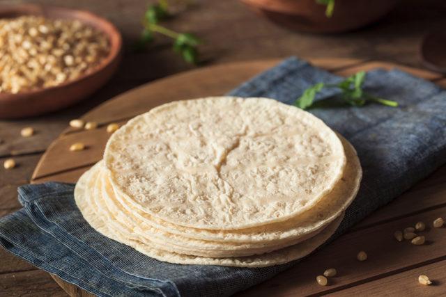 Tortillas lead