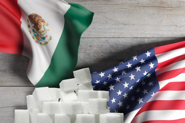 USA Mexico sugar trade