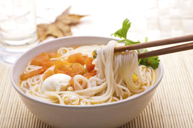 Ingredion noodles