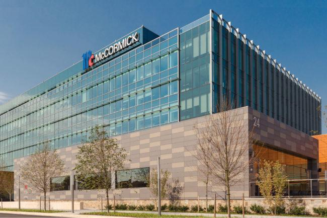 McCormick new headquarters