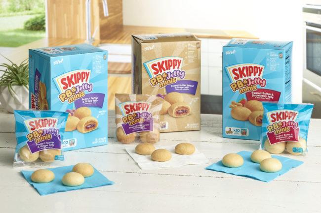Skippy P.B. & Jelly Minis, Hormel