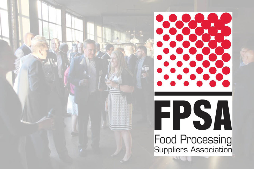 FPSA logo with background of people