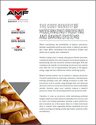AMF Proofing-Baking Systems