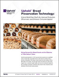 Uphold™: Extend shelf life, improve production, and more