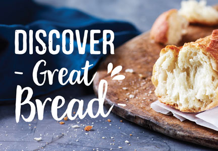 Ace Bakery Discover Great Bread campaign