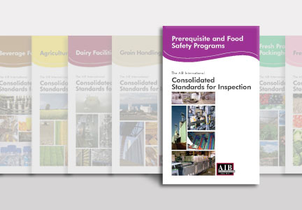AIB International Consolidated Standards for Inspection