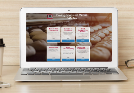 AIB International on-line baking collection