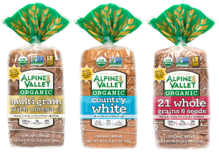 Image result for alpine valley bread variety