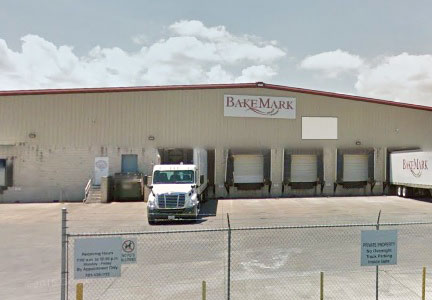 BakeMark facility in Houston, Texas, CSM Bakery Products