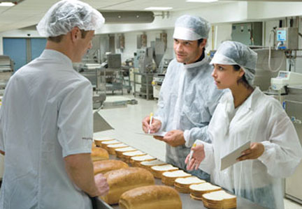Bakery training