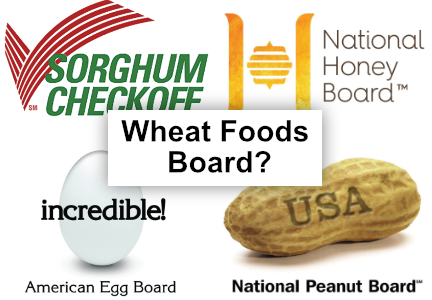 essays on checkoff programs The paper and packaging board is one of 38 agricultural promotion groups (apgs) designed to stimulate the use of commodity products these highly successful programs are authorized by the department of agriculture and paid for by a majority of farmers or producers.
