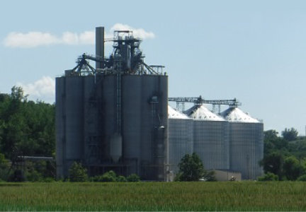 Bartlett Grain in Atchison, Kansas