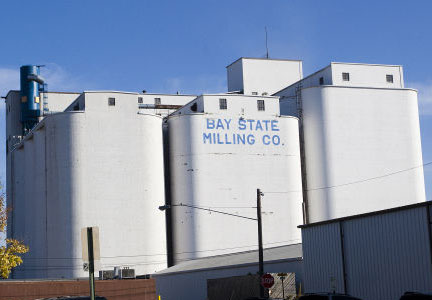 Bay State Milling grain elevators