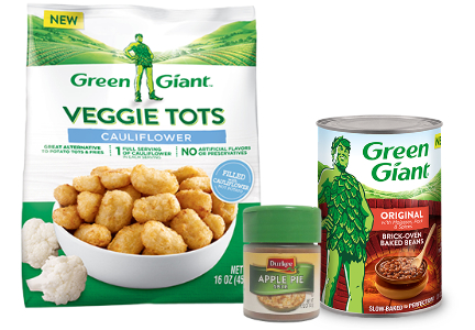 B&G Foods - ACH Spices and Green Giant