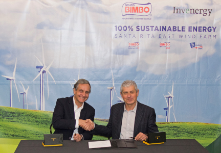 Bimbo wind energy