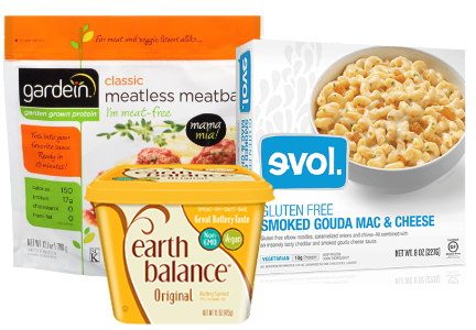 Pinnacle Foods Boulder Brands - Gardein, Earth Balance, Evol