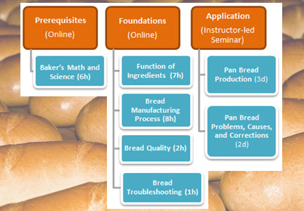 AIB International Certified Bread Specialist-Industrial classes