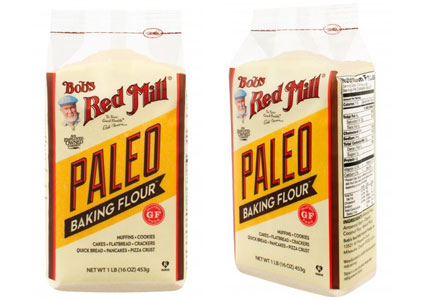 Bob's Red Mill launches paleo baking flour blend | Baking