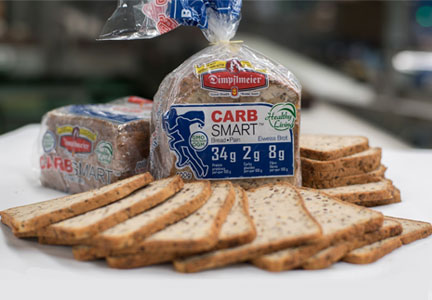 CarbSmart bread