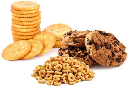 Cookies, crackers and cereal, TreeHouse Foods