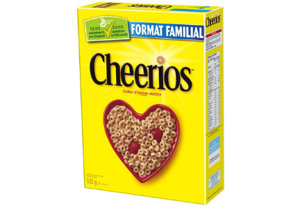 Cheerios in Canada, General Mills