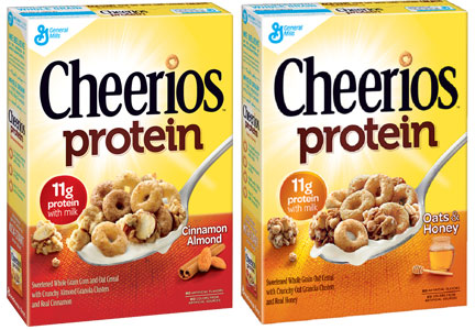 General Mills to face lawsuit over Cheerios Protein ...