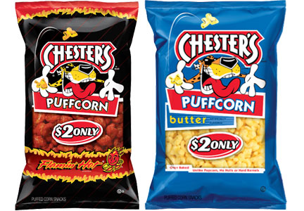 Chester's Puffcorn