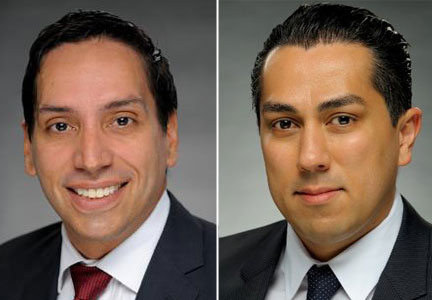 José Feliciano and Behdad Eghbali, co-founders and managing partners of Clearlake Capital Group
