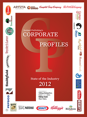 Corporate Profiles 2012 Cover