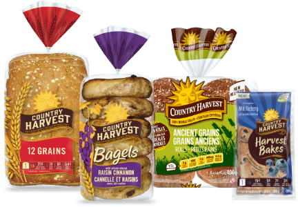 Country Harvest products, Weston Foods