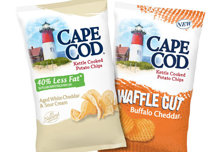 Cape Cod snacks