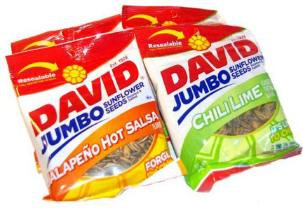 David Seeds Jalapeno Salsa and Chili Lime