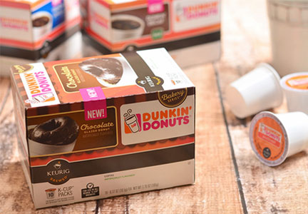 Dunkin' Donuts K-cups