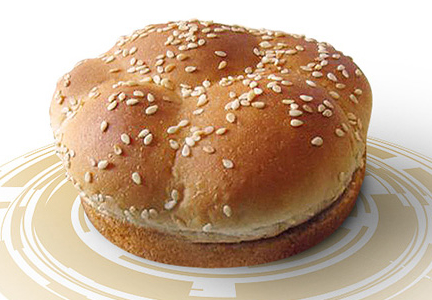 East Balt Bakeries hamburger bun