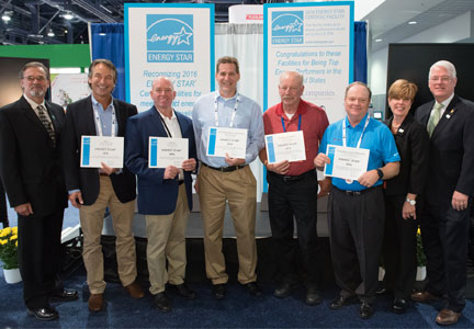 A.B.A., E.P.A. recognize first Energy Star certified bakeries