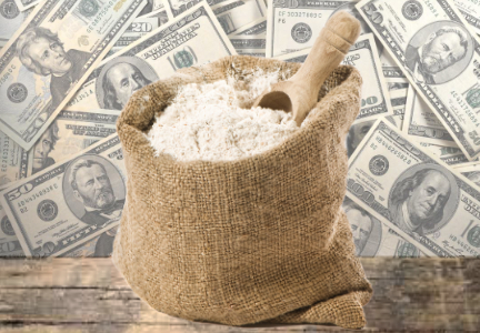 Flour prices
