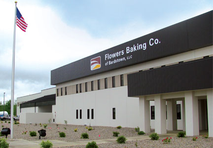 Flowers Foods Flowers Baking Co. facility