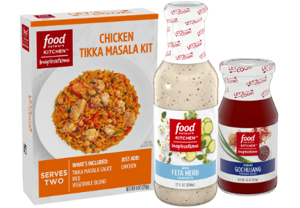 Food Network And Kraft Heinz Launch Meal Kit Line Bakingbusiness