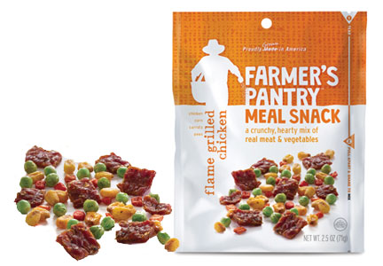 Farmer's Pantry Meal Snack - Flame Grilled Chicken
