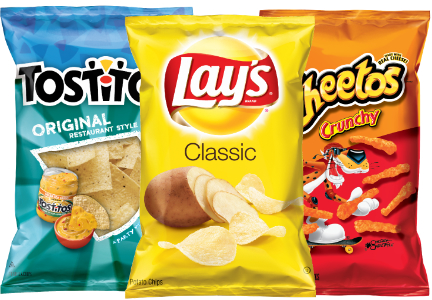 Frito-Lay snacks, PepsiCo