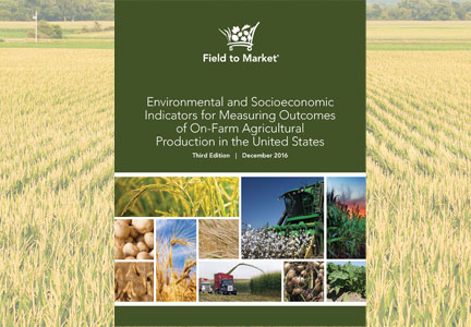 Field to Market The National Indicators Report