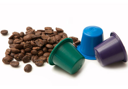 Coffee pods,  TreeHouse Foods